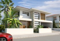 3 Bedroom Villa  For Sale Ref. CL-9335 - Dekeleia Tourist, Larnaca