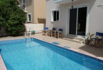 3 Bedroom Villa  For Sale Ref. CL-9148 - Oroklini, Larnaca