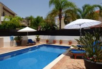 3 Bedroom Villa  For Rent Ref. CL-9590 - Oroklini, Larnaca