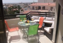 2 Bedroom Apartment  For Rent Ref. GH2190 - Oroklini, Larnaca