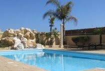 1 Bedroom Apartment  For Rent Ref. GH2259 - Pervolia, Larnaca