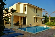3 Bedroom Villa  For Rent Ref. GH2195 - Dekeleia Tourist, Larnaca